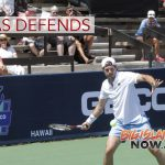 Haas Defends Title at 2nd Annual Hawaii Champions Cup