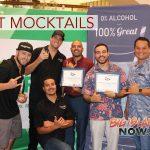 Restaurants Compete for Title of Best Mocktail