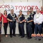 Law Enforcement Honored for Fight Against Drunk/Drugged Driving