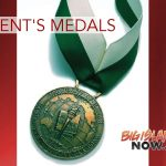 UH Faculty Members Awarded Regent's Medal