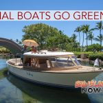 Hilton Waikoloa Boats Going Green