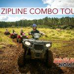KapohoKine Adventures Adds New ATV Zipline Combo Tour