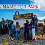 Mauna Kea Recreation Area Renamed After Late Sen. Kahele