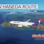 Hawaiian Awarded Tentative Approval for New Haneda Route