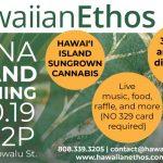 Hawaiian Ethos to Begin Sales of Med Cannabis on Big Island
