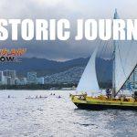 VIDEO: Makaliʻi Sets Sail for Northwestern Hawaiian Islands