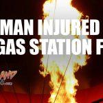 PHOTO: Big Island Man Injured in Gas Pump Fire