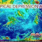 Alvin Degrades to Tropical Depression