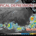 UPDATE 1: Depression to Develop Into Tropical Storm Wednesday