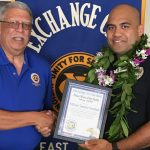 HPD Officer of the Month: Terence Scanlan