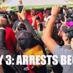 UPDATES, VIDEOS, PHOTOS: Mauna Kea Standoff Day 3: Kūpuna Arrested; Saddle Road Reopens