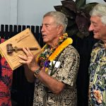 Hawai'i Island Veterans Memorial Chair Retires After 20 Years of Service