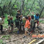 Forest Kindergarten in Kona Takes Classroom into Nature