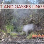 VOLCANO WATCH: Heat & Gasses Linger