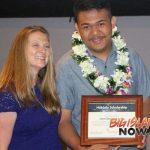 Maunakea Observatories Names 2019 Hokuala Scholarship Awardee