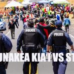 PHOTOS: Maunakea Kia'i VS the State of Hawai'i