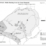 No Hunting in Mauna Kea Forest Reserve Beginning July 15