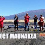 VIDEO: Hawaiian Groups Unite to Protect Maunakea
