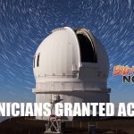 Technicians Granted Access for Gemini Observatory Repairs