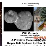 Public Talk to Explore 'Ultima Thule' and Origins of Solar System