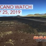 Mauna Loa Volcano's 1935 Lava Flow Seen in Current Coverage of Mauna Kea