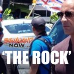'The Rock' Visits Mauna Kea on Day 10 of TMT Protests
