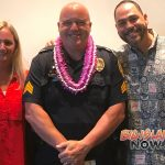 South Kohala Sergeant Honored as 'Officer of the Quarter'