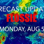 UPDATES: Flossie Degenerates to Remnant Low as it Nears Hawai'i