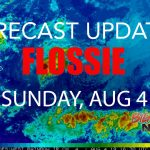 UPDATES: Flossie to Move Very Close to Hawai'i as Tropical Depression
