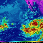 New Tropical Depression Forms in East Pacific