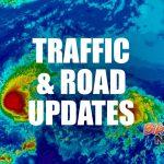 SATURDAY UPDATES: BIG ISLAND TRAFFIC & ROADS