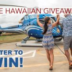 Blue Hawaiian Giveaway, Free Flight for Two