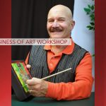 Business of Art Workshop at VAC