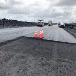 Highway 132 Roadwork Progress Report