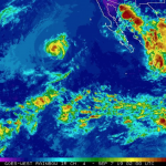 UPDATE: Tropical Storm Juliette to Become Remnant by Sunday
