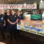 Coffee With a Cop in South Kohala