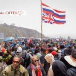 AG Offers Maunakea Protestors Plea Deals