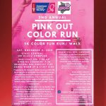 KBIG-FM, ACS Sponsor Pink Out Color Run