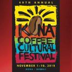 Kona Coffee Cultural Festival Event List