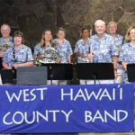 West Hawai'i County Band to present 'November Harvest' Concert