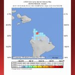 Minor Quakes Shake South Kohala, South Kona
