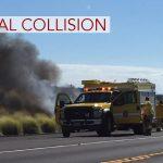 UPDATE 1: Police Identify Victim in Queen K Head-On Collision