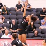 Volleyballers Earn UH Hilo Athlete Honors