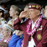 Ceremony Honors 78th Anniversary of Attack on Pearl Harbor
