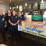 Public Invited to 'Coffee with a Cop' in South Kohala