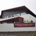 UH-Hilo Dedicates Permanent Pharmacy School Building