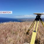 An Important Point: Measuring the Volcano's Shape with High Precision GNSS