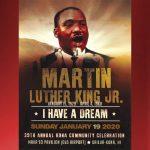 Community Invited to Celebrate MLK Day