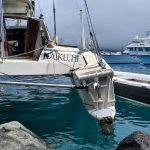 YouTube Sailors Survive, Salvage Catamaran That Snapped in Half Amid Storm