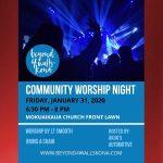 Historic Church Offers Free Worship Night